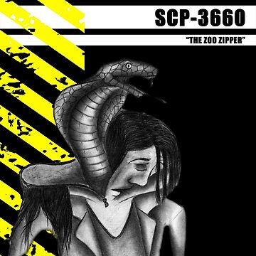 """SCP-3660 """"The Zoo Zipper"""" by SCPillustrated"""
