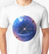 Kimi No Na Wa Spherical Slim Fit T-Shirt
