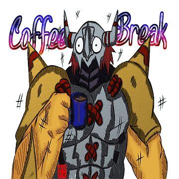 Coffee Break by DrkHikari