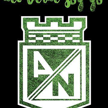 Del verde soy YO by mqdesigns13