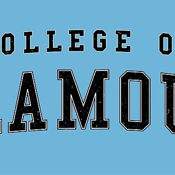 College Pride: Glamour by actionpotential