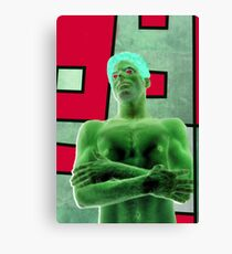 Riddler Canvas Print