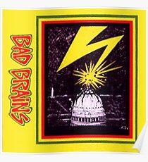 Gehirne Capitol Blitz Poster