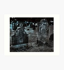 To Remain in Halifax Art Print