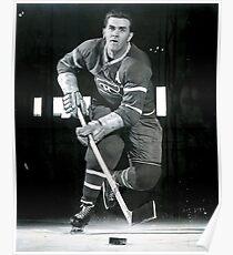 Richard Hockey Poster
