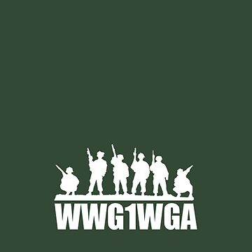 WWG1WGA by AmericanPoison
