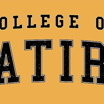 College Pride: Satire by actionpotential