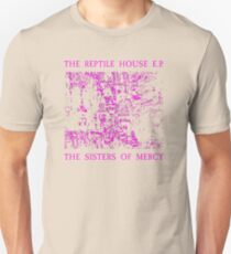 The Sisters Of Mercy - The Worlds End - The Reptile House EP Unisex T-Shirt