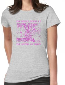 The Sisters Of Mercy - The Worlds End - The Reptile House EP Womens Fitted T-Shirt