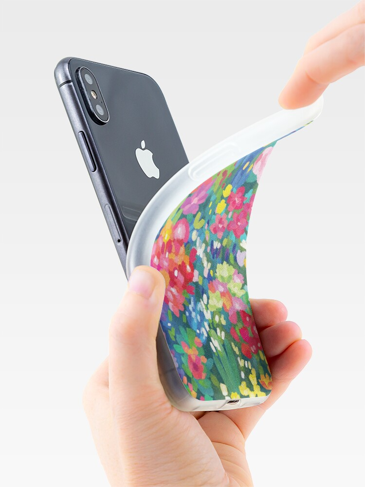 Alternate view of Florals...for Spring iPhone Cases & Covers