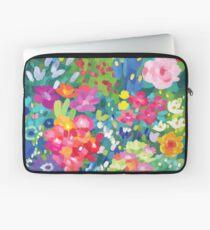 Blumen ... für den Frühling Laptoptasche