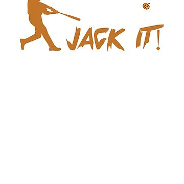 Halloween Baseball Player Jack O Lantern Jack It by CheerfulDesigns