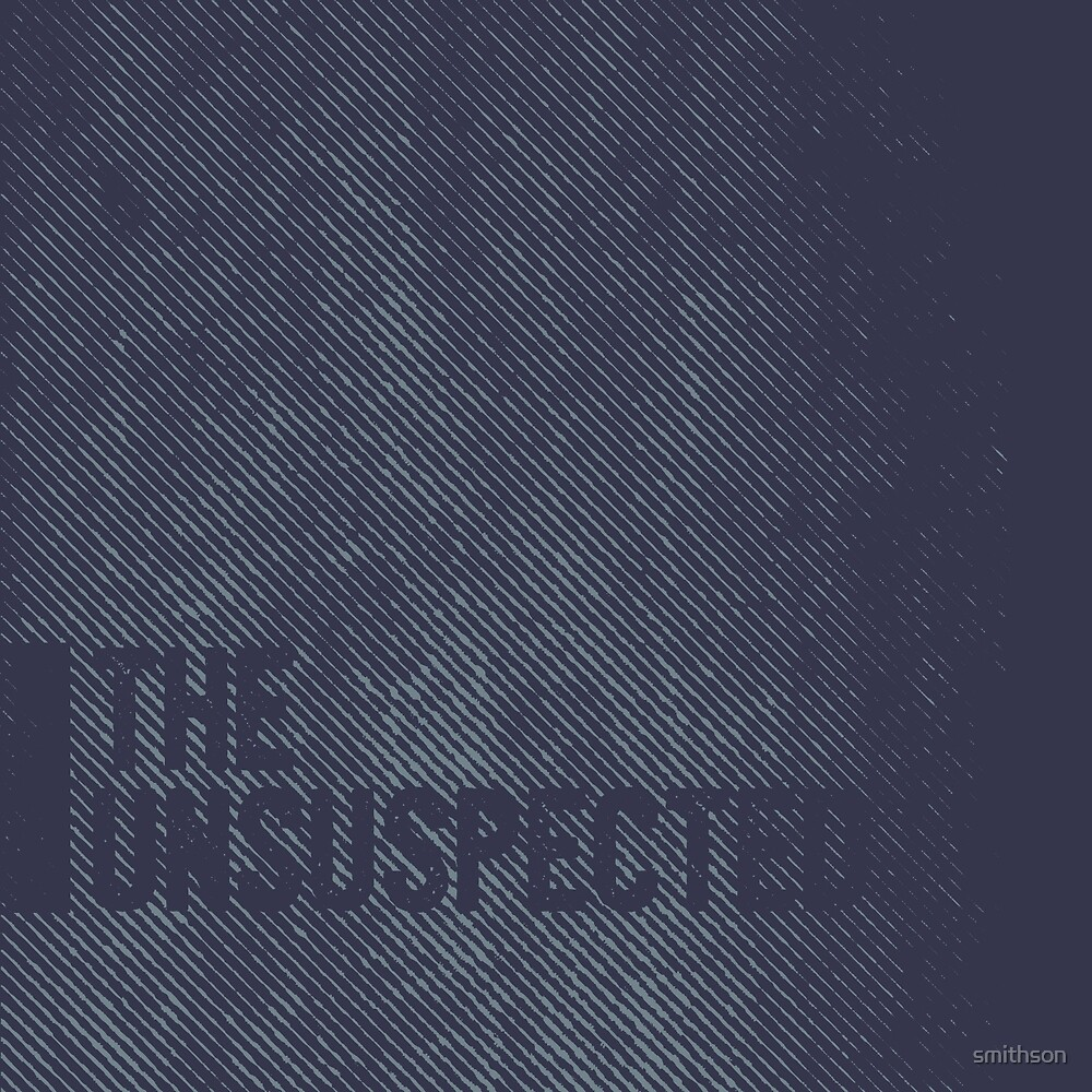 the unsuspected by smithson