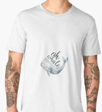 Oh Whale Men's Premium T-Shirt
