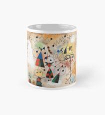 Joan Miro, European Artist, Gemius, Art Design, Many Items Mug