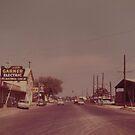 Poteau, Broadway, 1950s by Poteau-Oklahoma