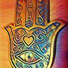 Hand of the Goddess by DesJardins