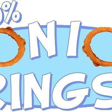 Donion Rings by childishgavino