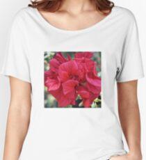Hibiscus Moscheutos Women's Relaxed Fit T-Shirt