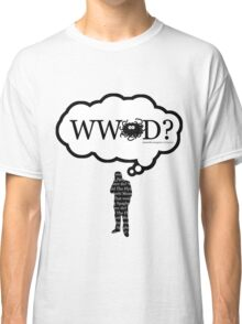 What Would The Flying Spaghetti Monster Do? Classic T-Shirt