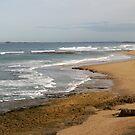 Beach by Jenna