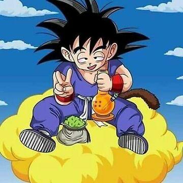 Stoner Goku by dwilliams5391