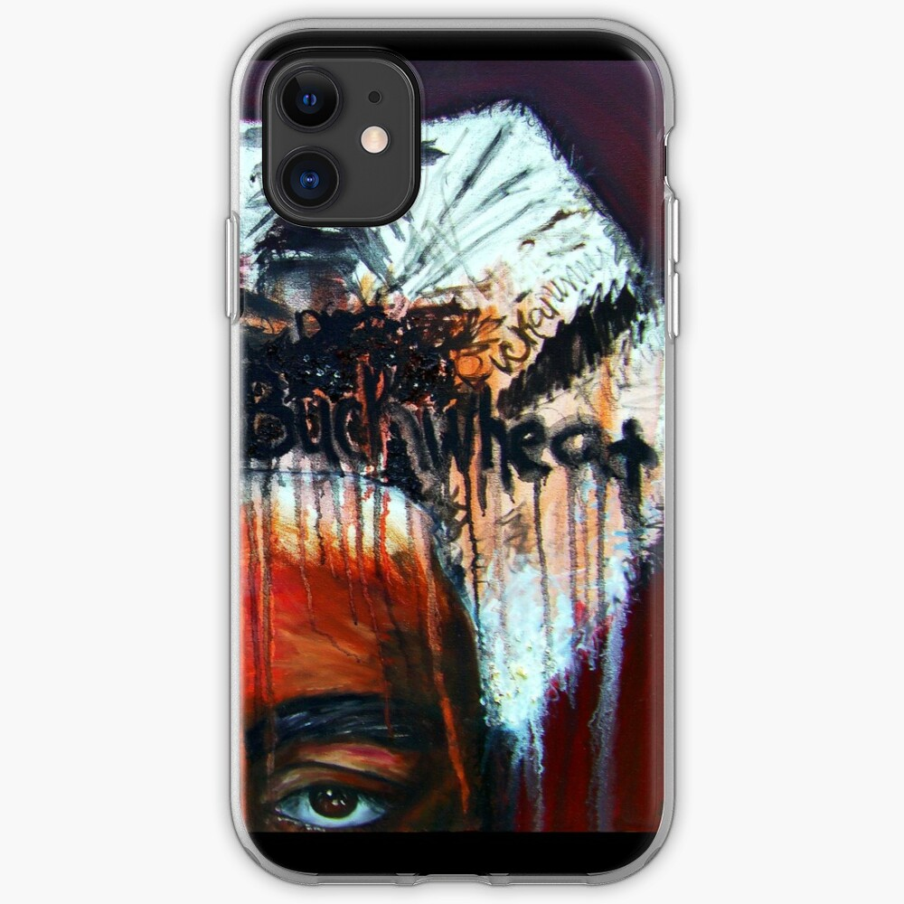 Excuse Me! Buckwheat has not been recovered by black people as a positive representation of their reality - Crown and Glory Series iPhone Soft Case