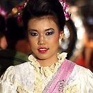 Portrait, Songran, Chiang Mai, Thailand by JonathaninBali
