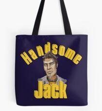 Hey Kiddo! Handsome Jack Here... Tote Bag