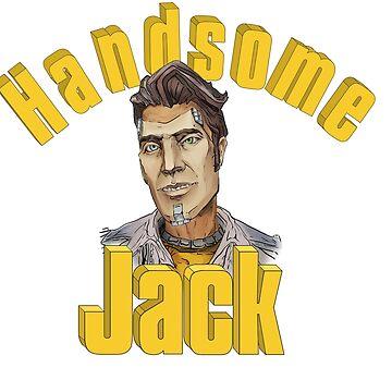 Hey Kiddo! Handsome Jack Here... by Kapitan515