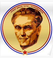 JOSIP BROZ TITO TONGUE Poster