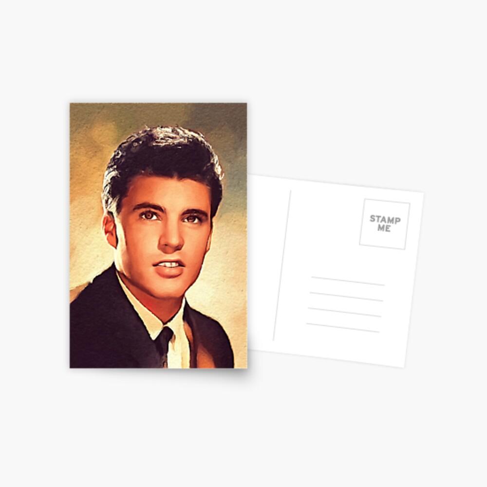 Ricky Nelson, Musiklegende Postkarte