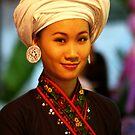 Portrait ,Chiang Mai, Thailand by JonathaninBali