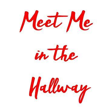 meet me in the hallway by allysdesigns