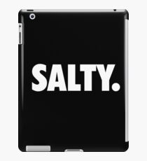 Salty. iPad Case/Skin