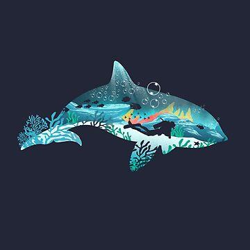 Dolphin Dive by dandingeroz