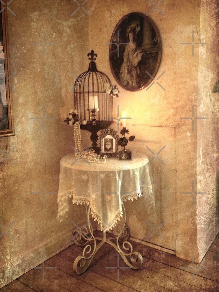 The vintage corner by CreaKat