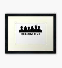 Scream - The Lakewood Six Framed Print