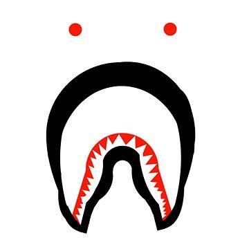Bape Shark by Thxms