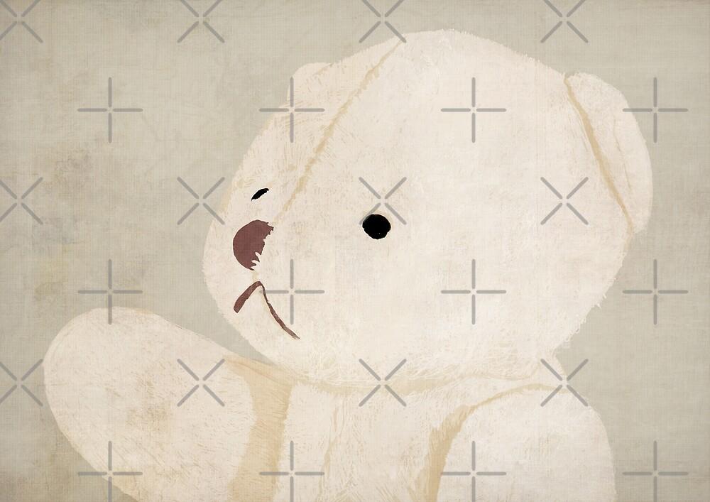 Sad Teddy by katherineblower