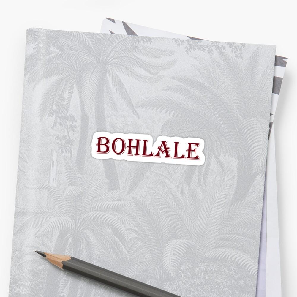 Bohlale by Melmel9