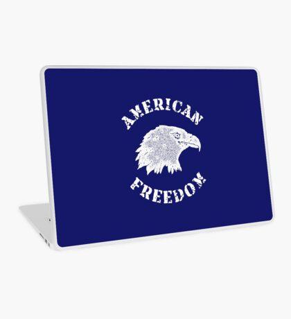 American Freedom Bald Eagle Laptop Skin