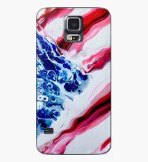 American Distressed USA Flag  Case/Skin for Samsung Galaxy