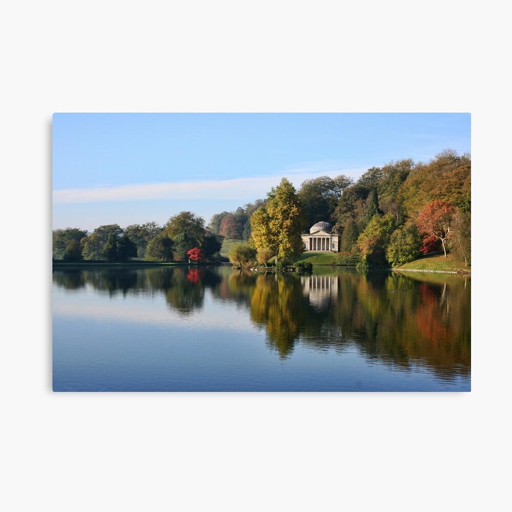 Stourhead Gardens, Wiltshire Canvas Print