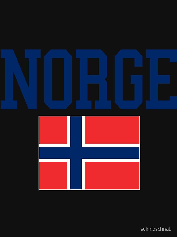 Norway by schnibschnab