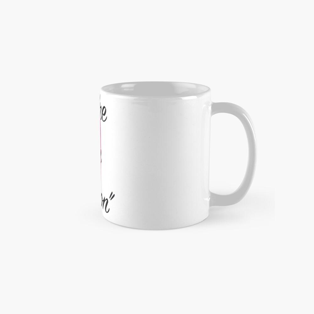 Du bist meine Person Tasse