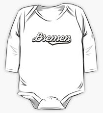Bremen vintage city germany One Piece - Long Sleeve