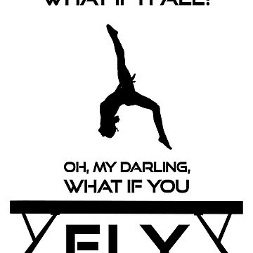 GYMNASTICS GIRL QUOTE | Tshirt & Gift by Legendemax