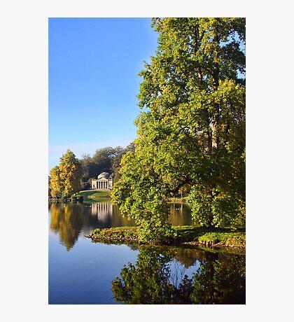 Stourhead Gardens, Wiltshire Photographic Print