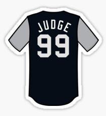 dd08ff62c Aaron Judge Players  Weekend Sticker